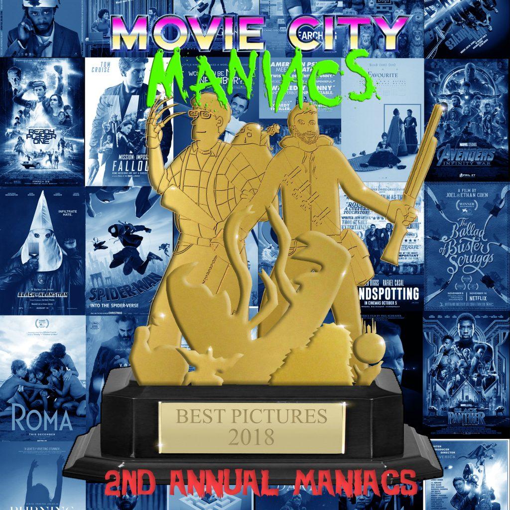 Movie City Maniacs